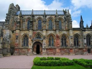 Motorhome Holiday Guides - Rosslyn Chapel