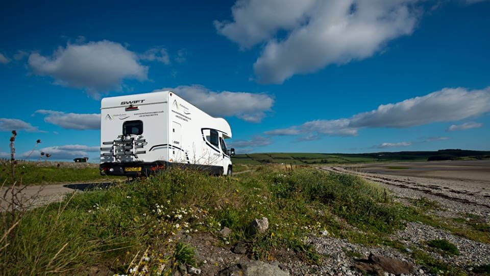Motorhome Escapes motorhome for hire