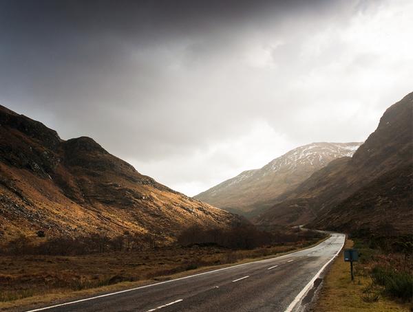 Cairngorm-Mountains