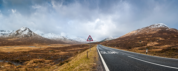 If you need a break from all your winter festivals, you can always take to the open road – the roads are often quieter and beautiful during winter; just take care on those bends!