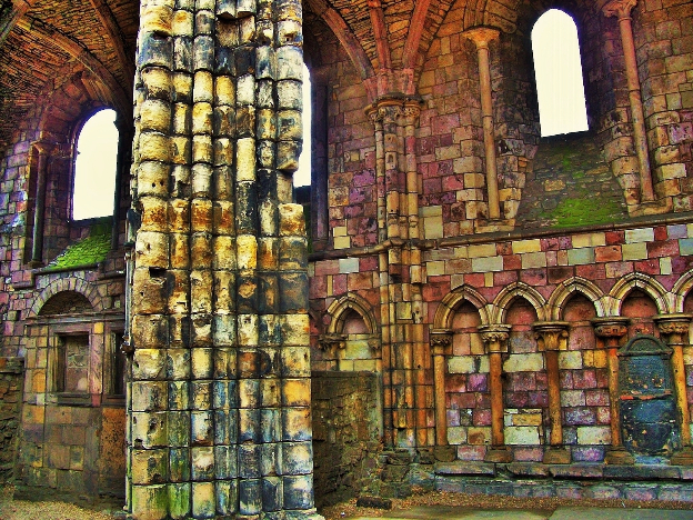 Sweetheart Abbey at New Abbey Scotland2