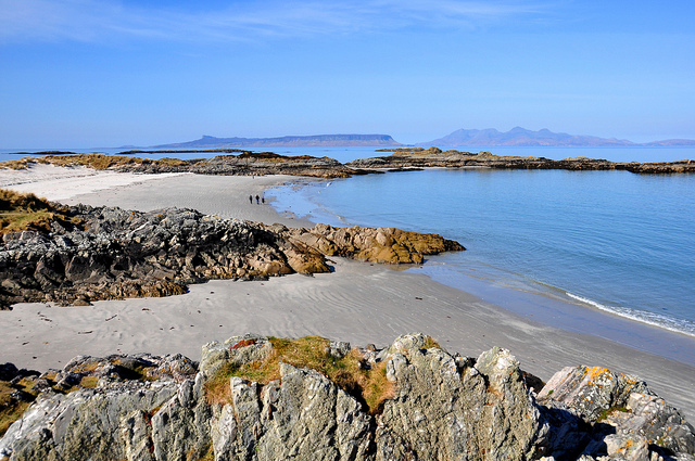 Camusdarach is a beautiful spot, between Arisaig and Mallaig on the Road to the Isles. Photo credit: Neil Roger