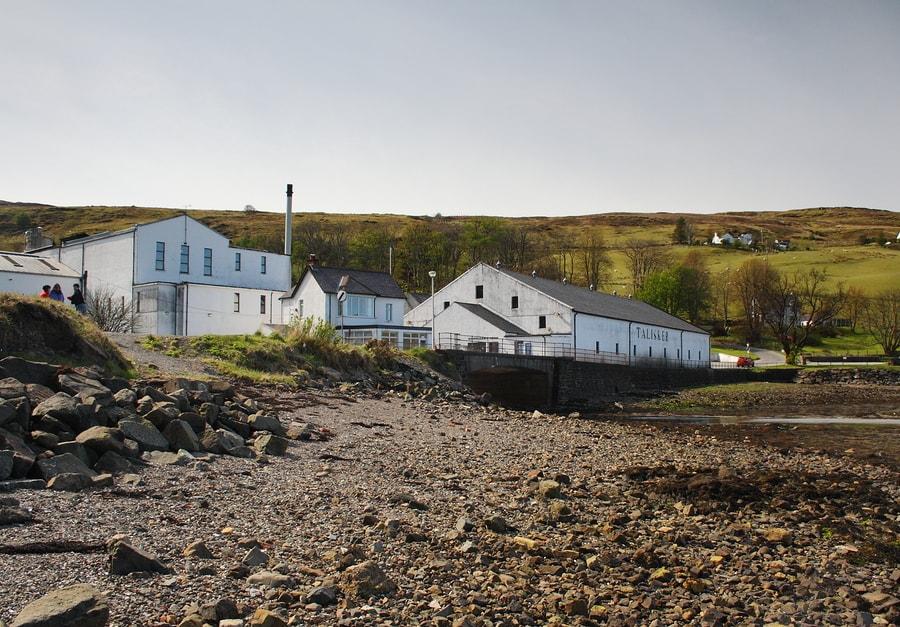 Sky's Oldest Whisky Distillery, Talisker