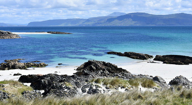 The Hebrides are a diverse set of islands off the west coast of Scotland, featuring rugged scenery and stunning beaches. Photo credit: James Stringer