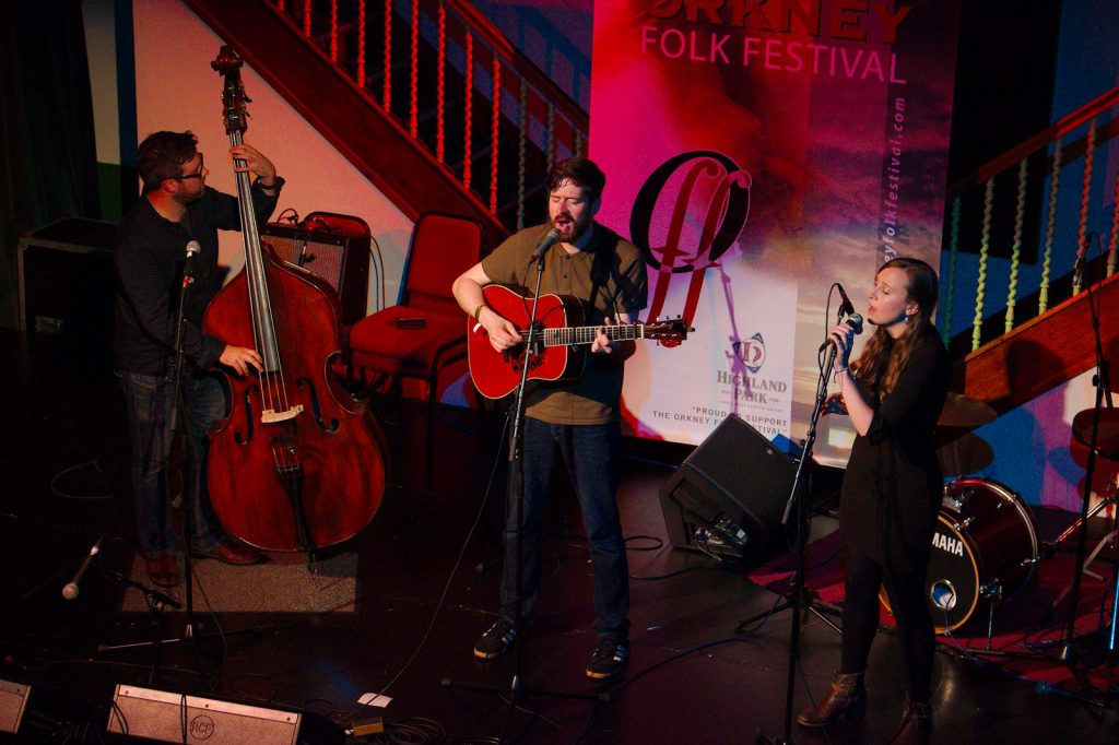 Orkney Folk Festival [credit - Delaina Haslam Flickr]