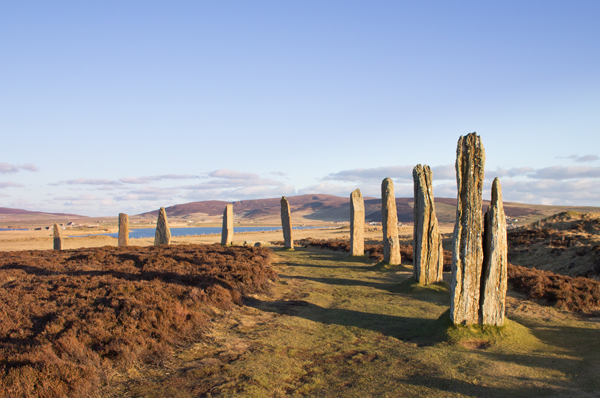 Orkney's ancient heritage: The Ring of Brodgar