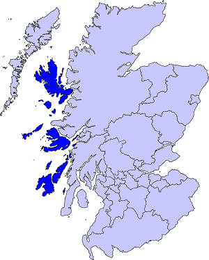 inner hebrides By Laurens - based on adptation of ImageGlasgowcouncil.PNG by UserBarryob