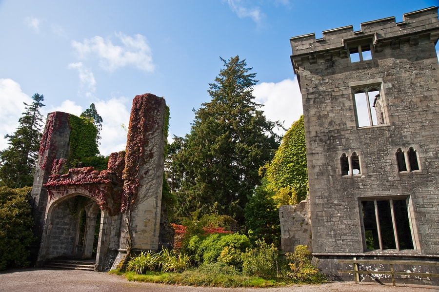 Armadale Castle on the Isle of Skye