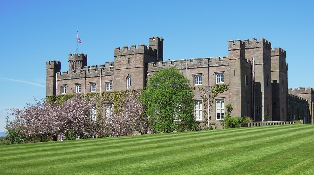 Scone Palace is a popular tourist attraction for those visiting Perth. The stately home has a rich history, and you can visit the Palace Rooms from April through to October. Photo credit: Aaron Bradley
